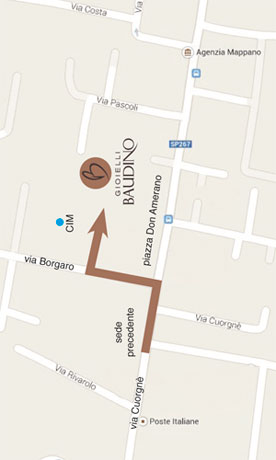 Inaugurazione nuovo punto vendita - Gioielli Baudino